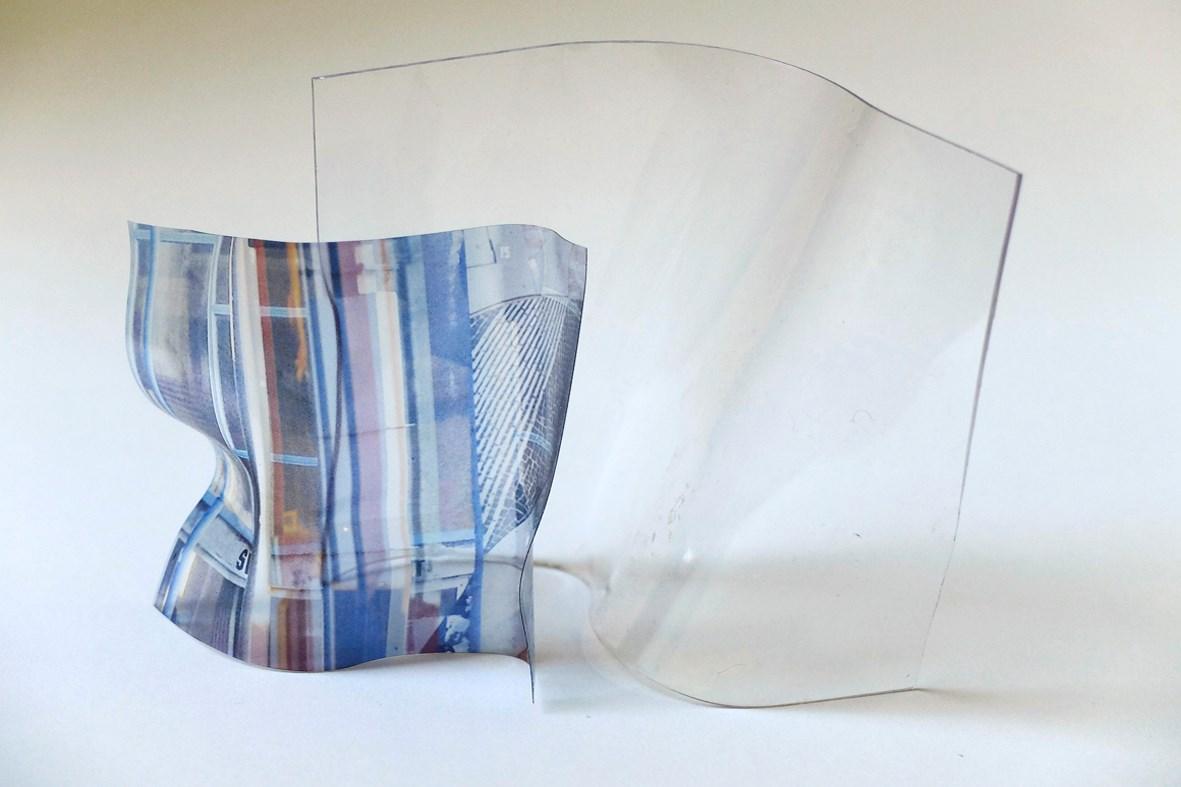 Glas im Glas: Bend & Fold 7